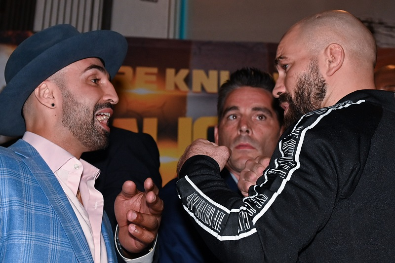 Paulie Malignaggi slams the entire MMA community and 'tap machine Conor McGregor - Paulie