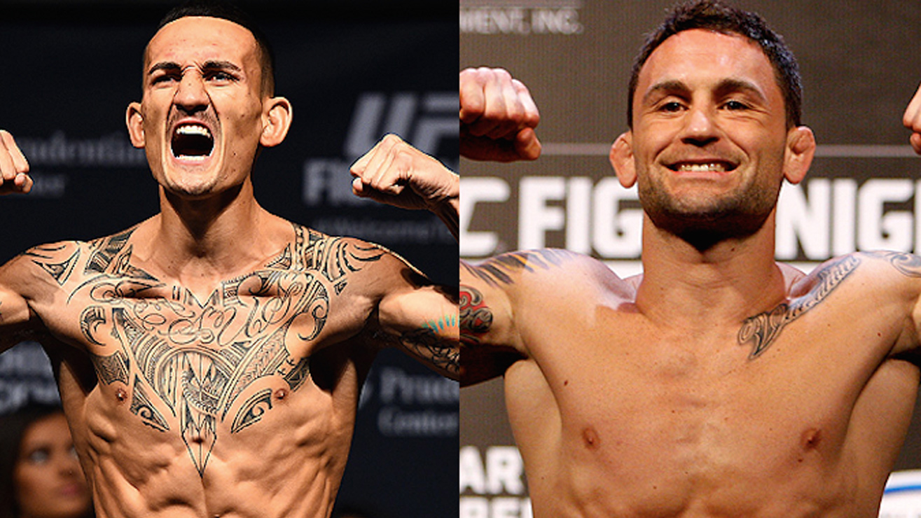 Frankie Edgar respectfully calls for Max Holloway title fight - Frankie