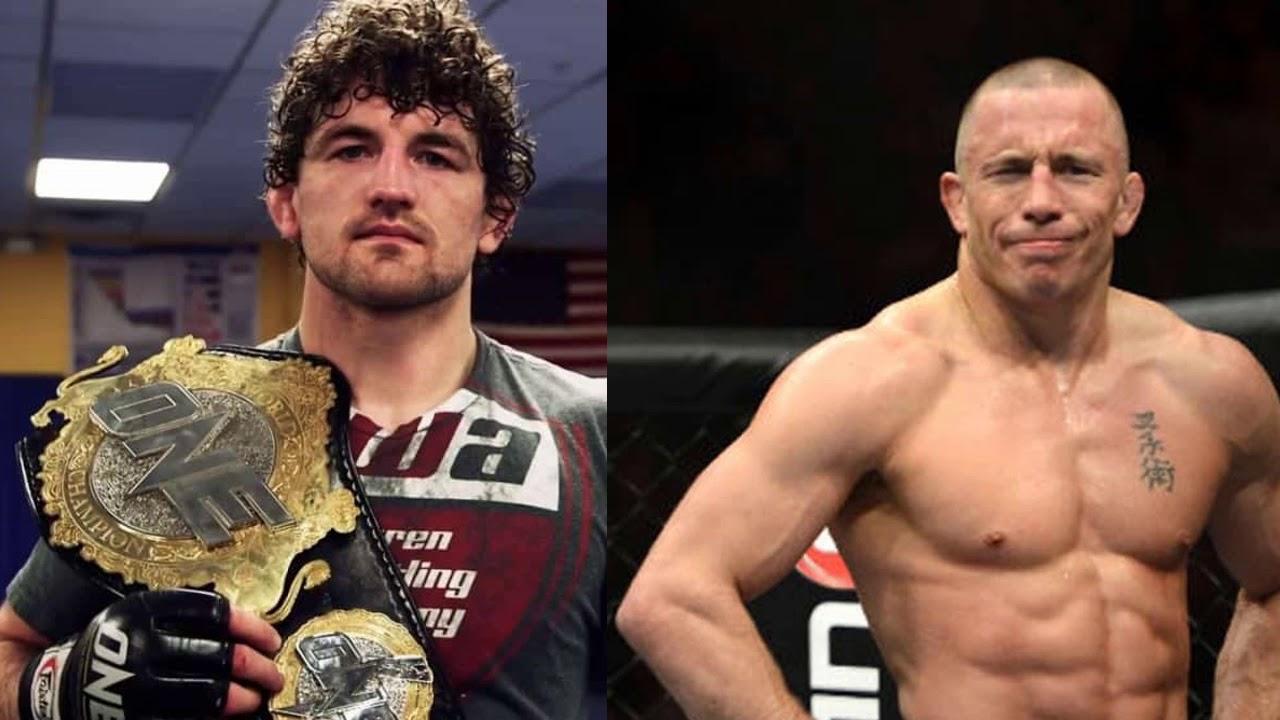 Ben Askren wants to fight GSP next year to determine the Welterweight GOAT -