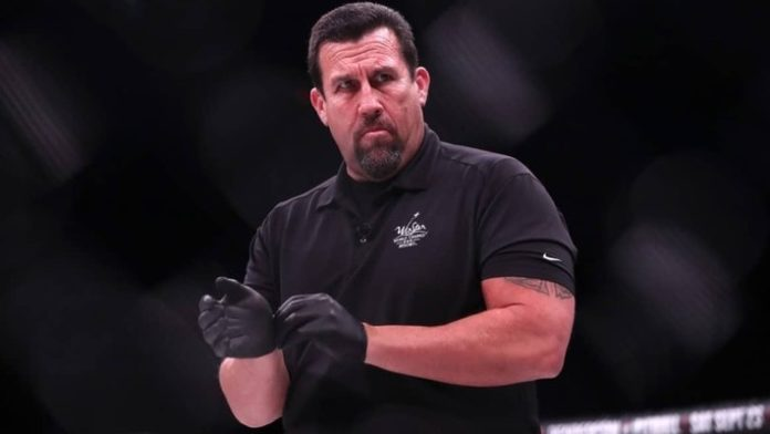 Big John McCarthy explains why Jessica Andrade's slam of Rose Namajunas was perfectly legal -