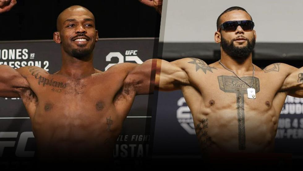 Jon Jones mentally breaks down Thiago Santos' trash talk ahead of UFC 239 title fight - Jones