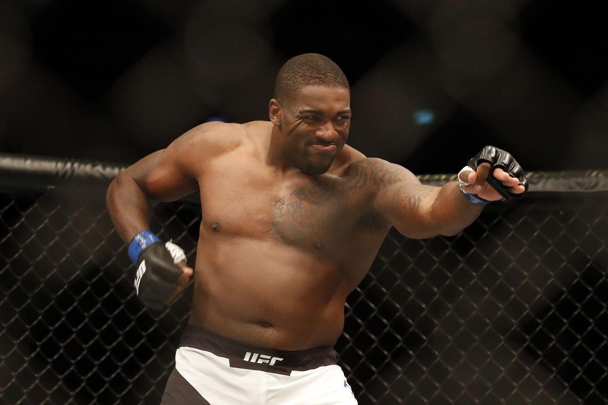 UFC Fight Night 151 Results - Walt Harris Scores a BIG TKO Win Over Sergey Spivak in the First Round -
