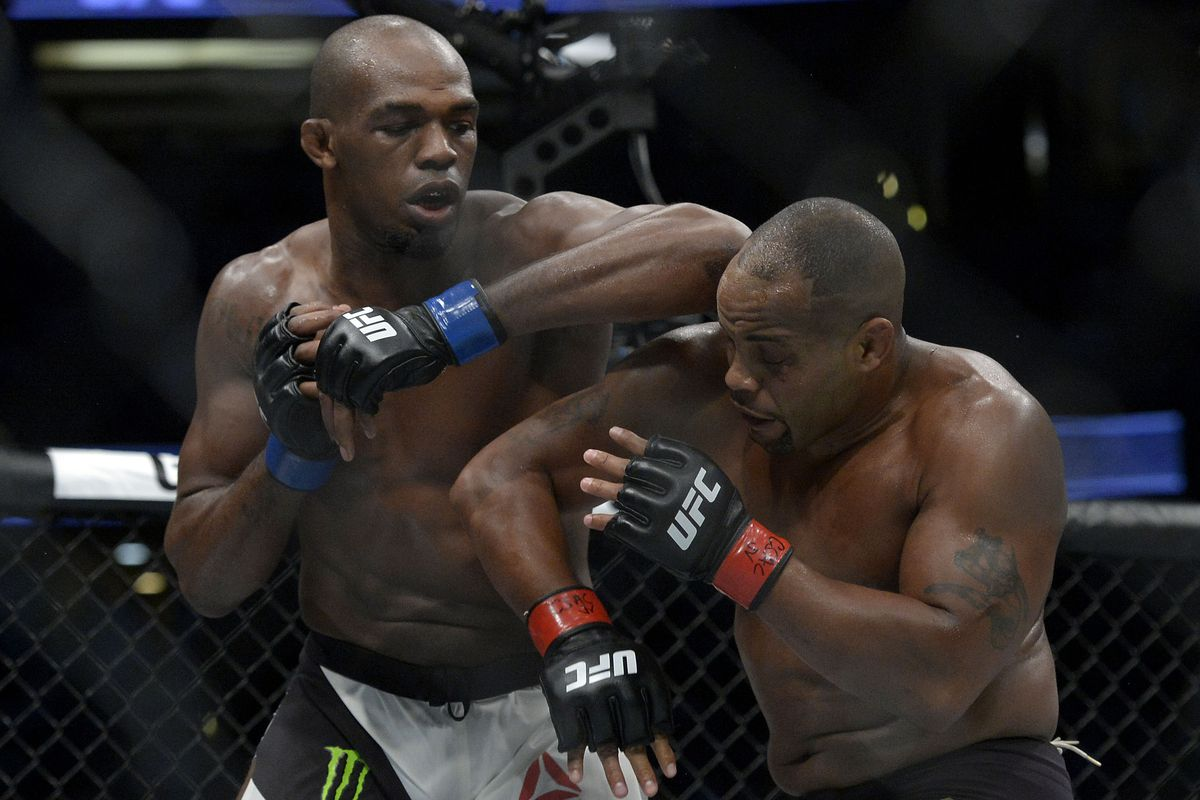 DC wants to go down to Light Heavyweight to fight Jon Jones for the third time - Jon