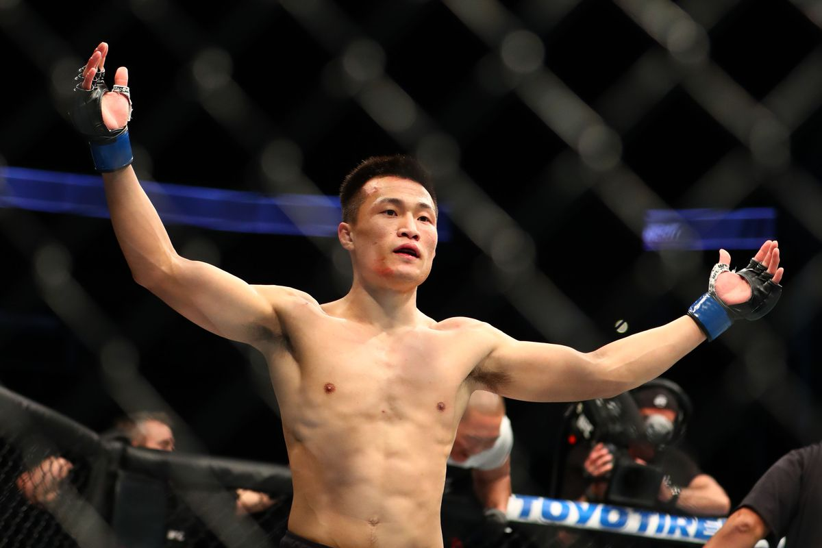 Korean Zombie vs Renato Moicano in the works for UFC Greenville -