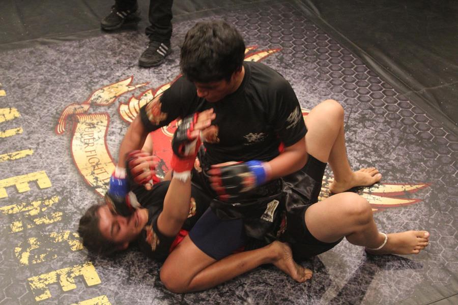 Friday Fighter of the Week: Manjit Kolekar -