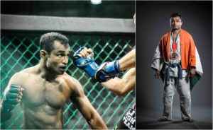 VIDEO: From finance to fighting: India's own Karate Kid Susovan Ghosh - Susovan