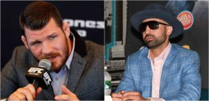 Michael Bisping says Paulie Malignaggi deserves to die for his awful fashion choices - Malignaggi