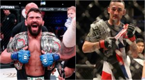 Patricio Pitbull claims he'd beat his UFC counterpart Max Holloway - no problem - Patricio