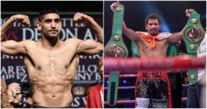 Amir Khan to fight Neeraj Goyat on July 12 in Saudi Arabia - Khan