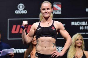 UFC: Valentina Shevchenko wants to avenge her loss against Liz Carmouche next - Shevchenko