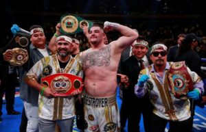 Who is Andy Ruiz Jr: The Mexican heavyweight who knocked out Anthony Joshua - Andy