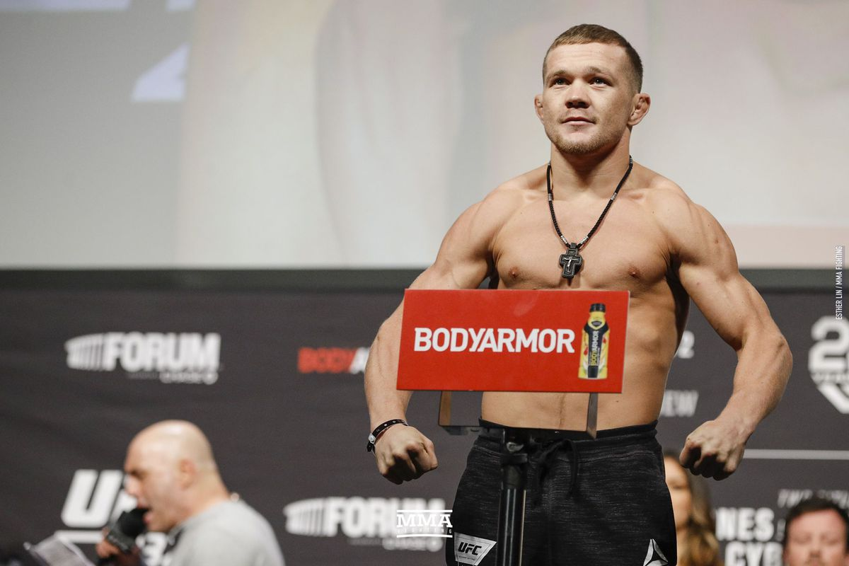 UFC 238 Results - Petr Yan Continues his Dominance, Defeats Jimmie Rivera to Stay Undefeated -
