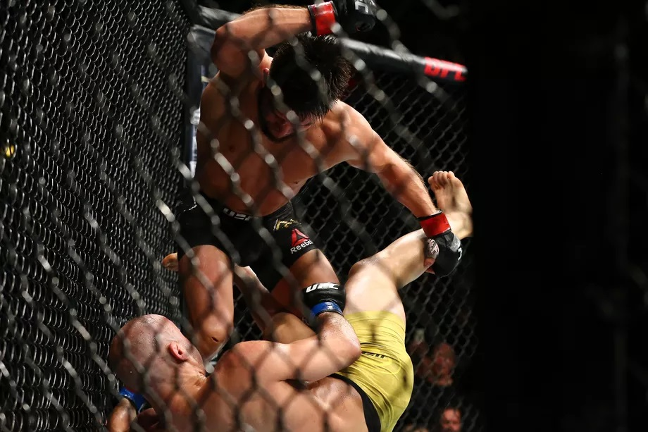 UFC 238 Results - Henry Cejudo Becomes a Two-Division Champion with a TKO Win over Moraes -