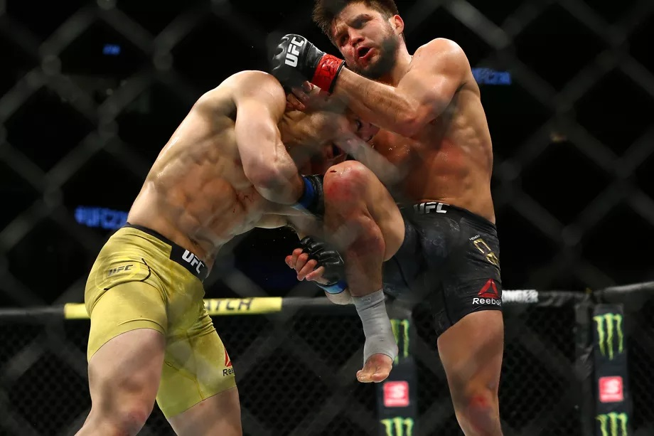 Dana White confirms men's flyweight division is here to stay - Henry Cejudo
