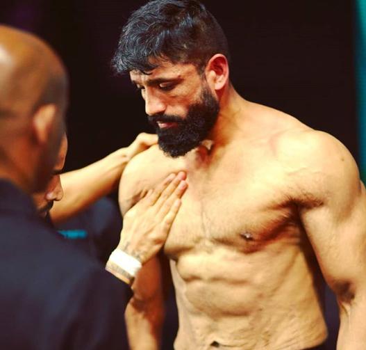 Friday Fighter of the Week : Sandeep Kumar Dahiya -