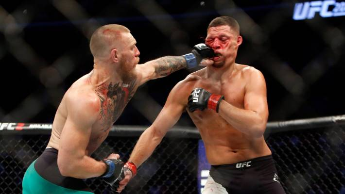 John Kavanagh says that he would love to see the McGregor-Diaz Trilogy -