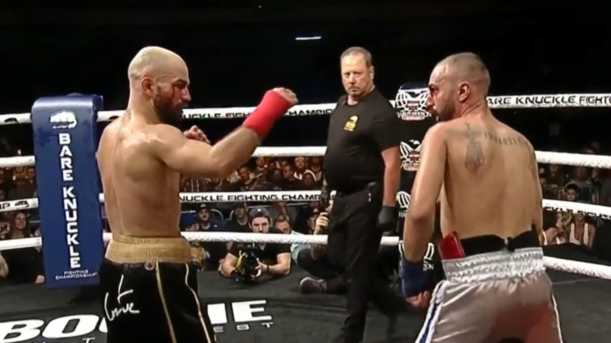 Watch: Artem Lobov criticizes referee for not letting him work in the clinch - Lobov