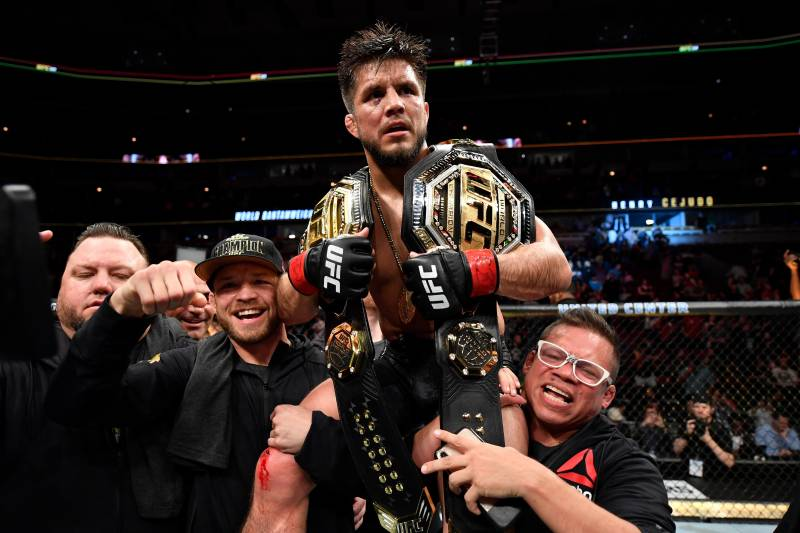 Has Henry Cejudo saved the men's Flyweight division in the UFC? - Cejudo