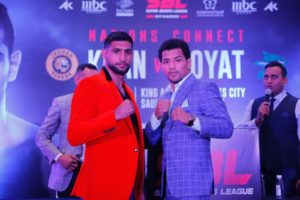 Neeraj Goyat fires back at Amir Khan's knockout claims, tell him to keep dreaming - Amir