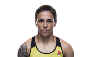 Jessica Andrade is set to make her first title defense against Weili Zhang - Jessica Andrade