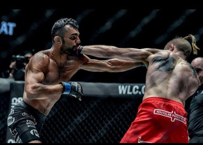 Friday Fighter of the Week: Gurdarshan Mangat -