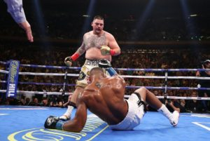 Anthony Joshua to exercise his rematch clause against Andy Ruiz Jr - Joshua