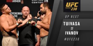 Tui Tuivasa reacts to Blagoy Ivanov decision loss at UFC 238 - Tai Tuivasa