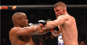 DC posts classy message to Alexander Gustafsson after his retirement - Daniel Cormier