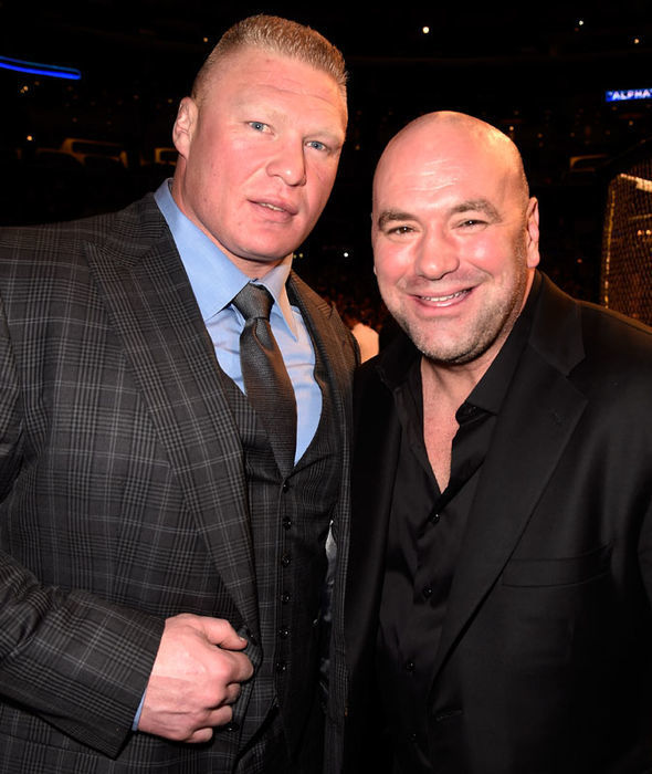Dana White supports Brock Lesnar's decision of not returning to the UFC - Brock Lesnar