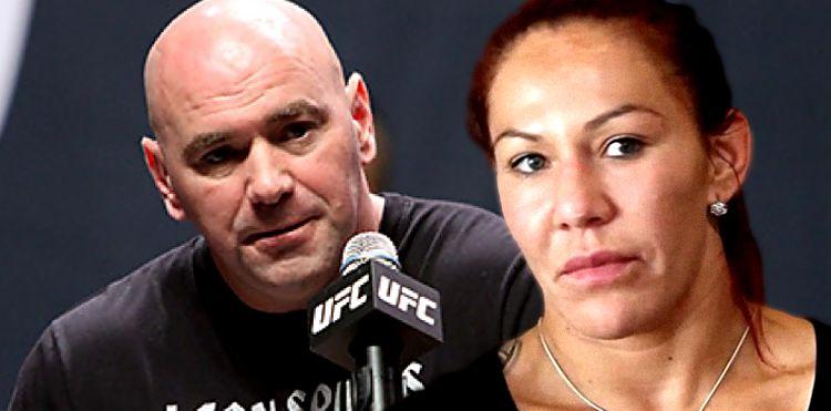 Cris Cyborg says Dana White playing her against Amanda Nunes -