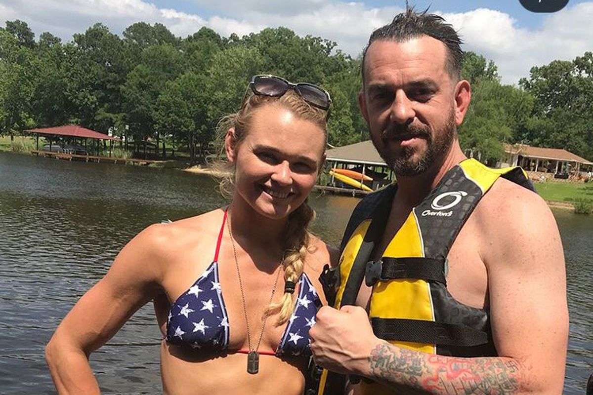 Andrea Lee's husband Donny Aarons finally arrested after going on the lam -
