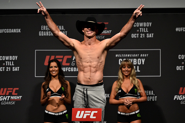 Cowboy feels either Khabib or Dustin Poirier will pull out of UFC 242 title fight - and he'll step in -