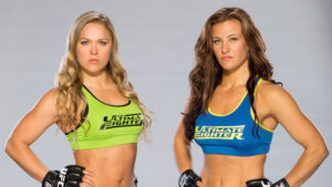 Miesha Tate says she would have Ronda Rousey's career over Amanda Nunes' - Tate