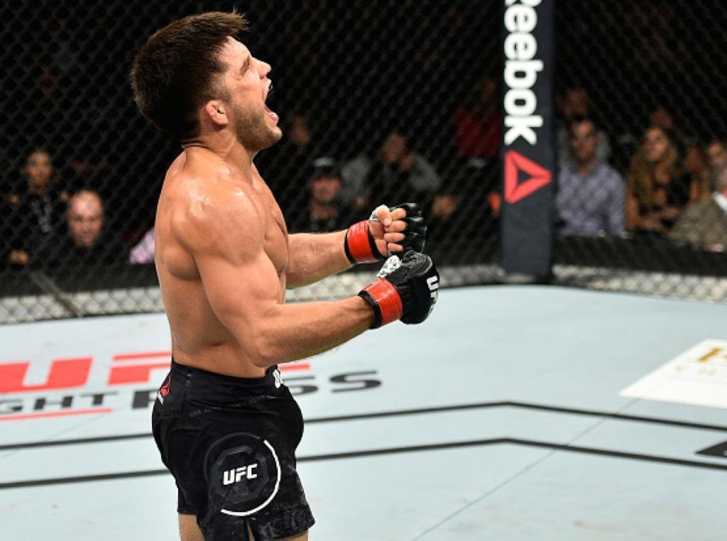 Henry Cejudo believes a victory at UFC 238 against Marlon Moraes will make him the best Pound-for-Pound fighter - Henry Cejudo
