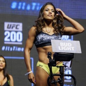 Julianna Pena is finally returning to the octagon, in a short notice fight against Nicco Montano - Julianna Pena