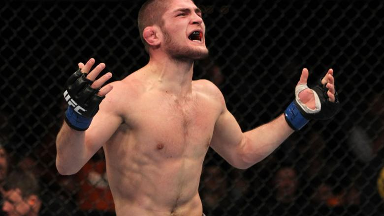 Khabib turns down welterweight fight against GSP: I stay at 155! - Khabib Nurmagomedov