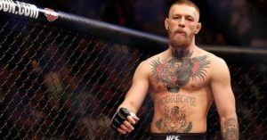 Conor McGregor gets excited by all the boxing on show - calls for 'Juan Manuel Mayweather' rematch - Conor McGregor