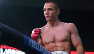 Aaron Pico reacts after latest devastating victory - Pico