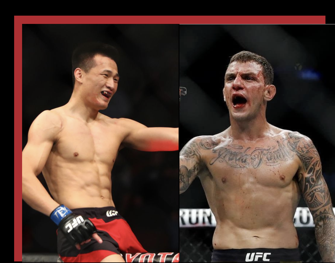 Who wins this Main Event #UFCGreenville -