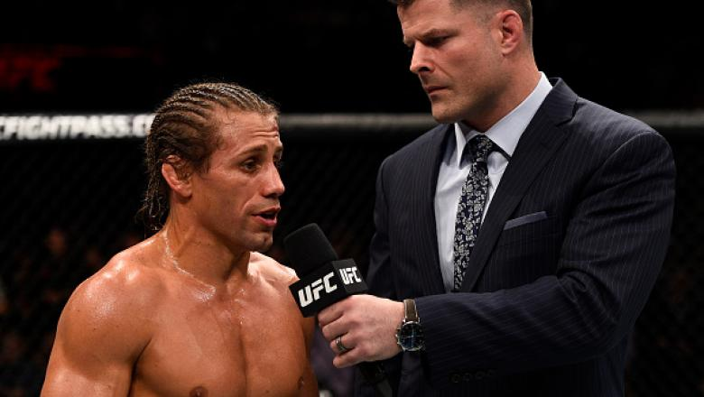 Urijah Faber is eyeing a fight against T.J. Dillashaw after his UFC comeback - Urijah Faber