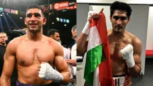 Two-time world champion Amir Khan says Vijender Singh is scared to fight him - Khan