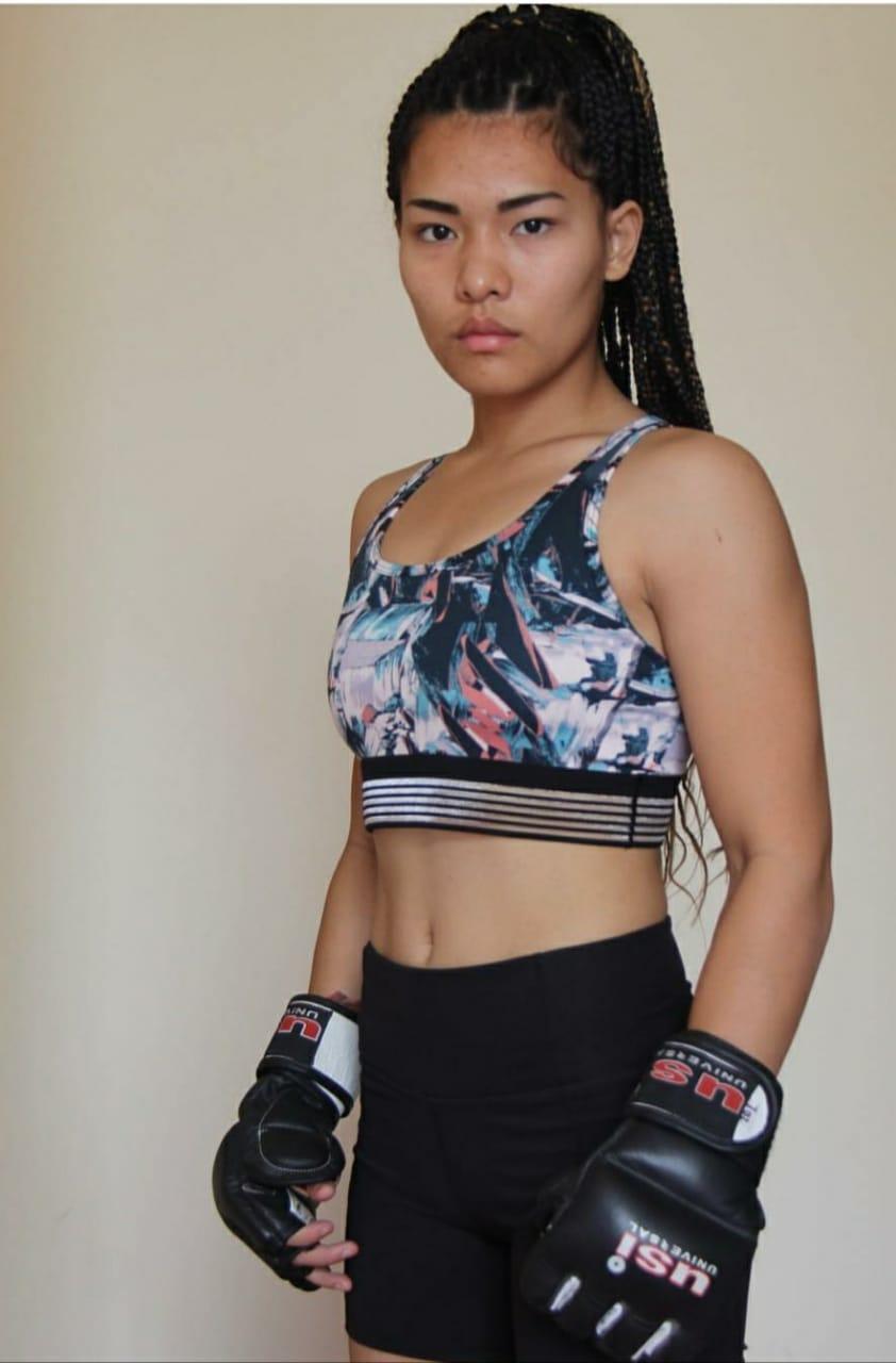 Friday Fighter of the Week: Asha Roka -