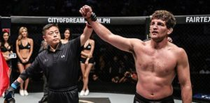Ben Askren feels with a win over Jorge Masvidal at UFC 239 he can hijack Colby Covington's potential title shot - Ben Askren
