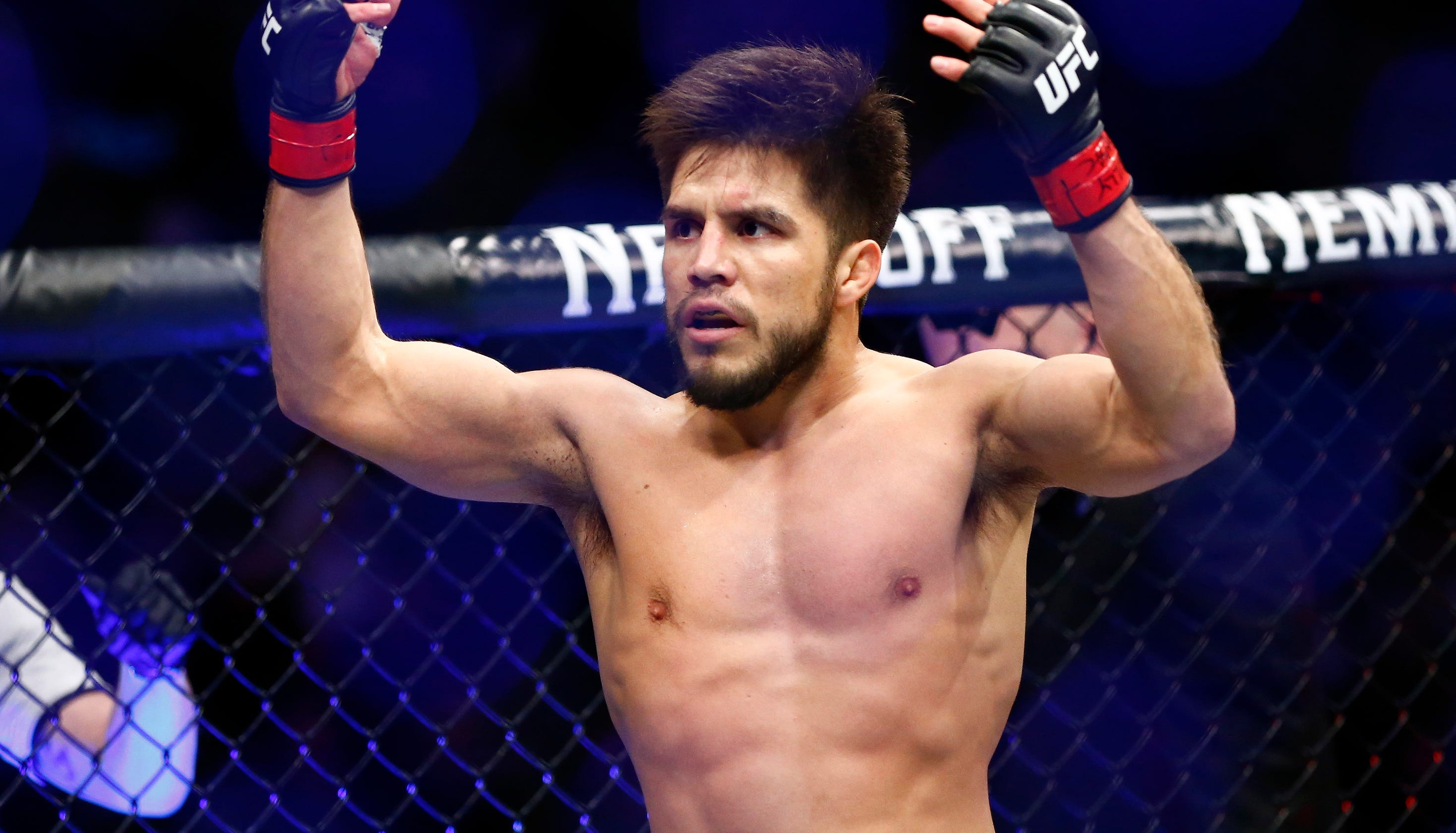 Henry Cejudo makes a case for winning 'Best MMA Fighter' ESPY - Cejudo
