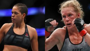 Holly Holm believes Amanda Nunes has to beat her to attain GOAT status - Holm