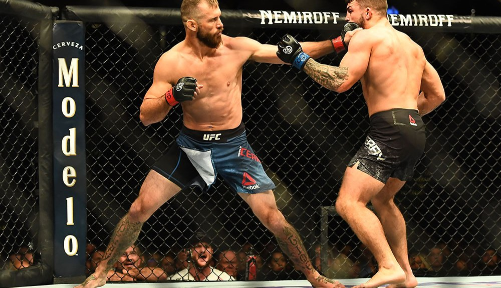 Mike Perry wants Cowboy Cerrone rematch -
