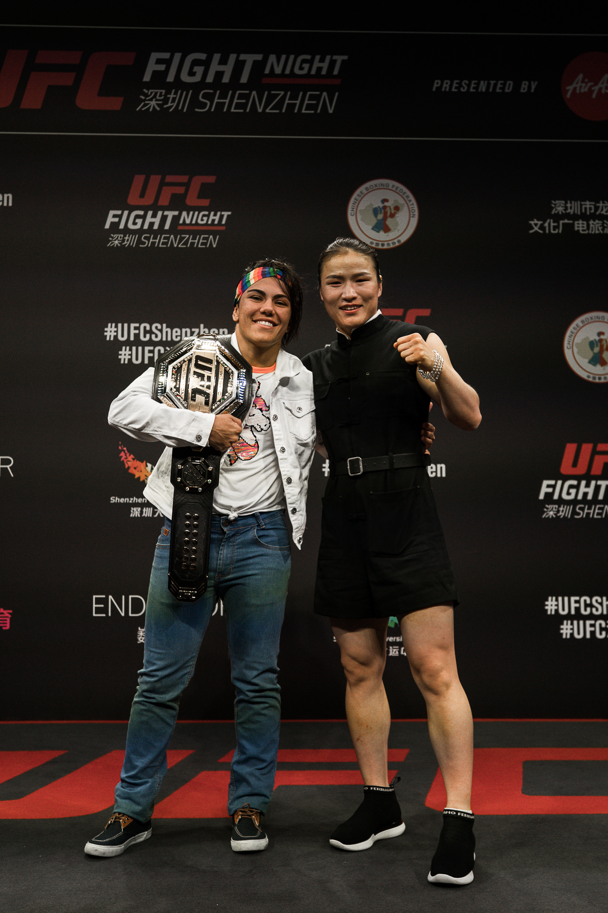 UFC® CONTINUES EXPANSION IN CHINA WITH SERIES OF HISTORIC MILESTONES -