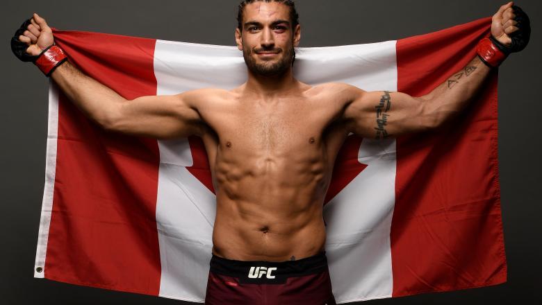 Elias Theodorou gives his reaction to UFC release - Elias Theodorou