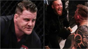 Conor McGregor unloads on MMA referee Marc Goddard, who replies in a classy manner - Conor