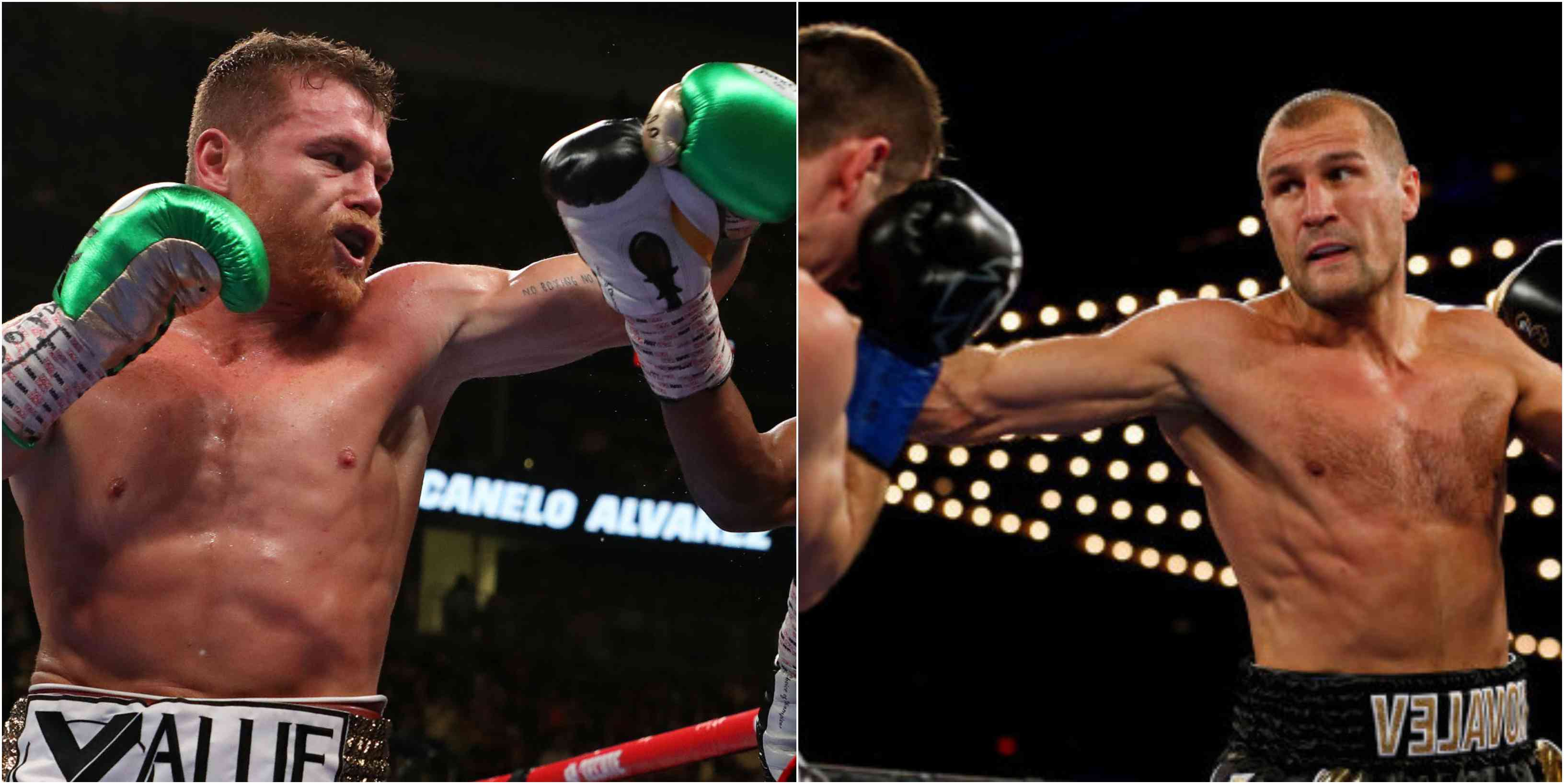 Canelo Alvarez wants to fight WBO light heavyweight champion Sergey Kovalev - Canelo